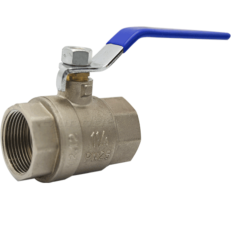 2 Inch Cf8m 2pc Stainless Steel Ball Valve2