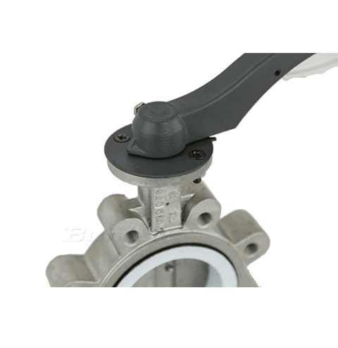With-pin Type Lug Butterfly Valve4