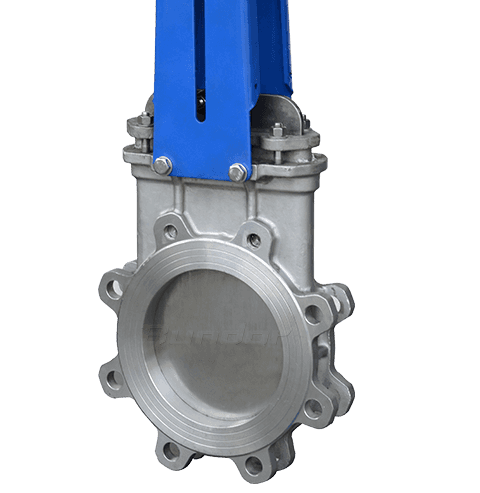 Pneumatic Knife Gate Valve3
