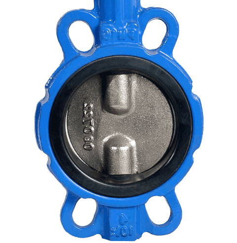 Double Shaft Butterfly Valve2