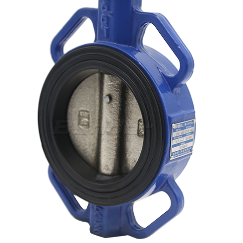 Ductile Iron Universal Butterfly Valve4