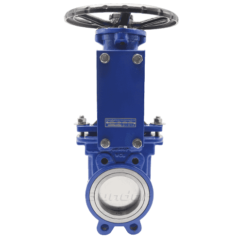 DIN Wafer Knife Gate Valve