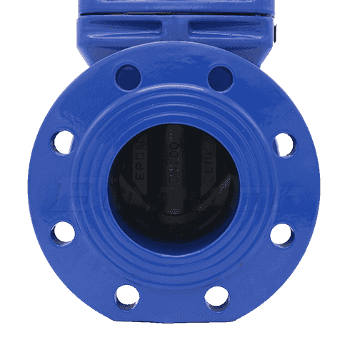BS5163/GB Non-ring Stem Soft Seal Gate Valve4