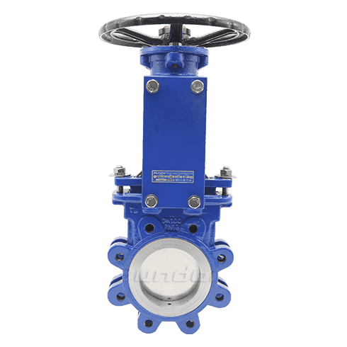 Flanged Knife Gate Valve