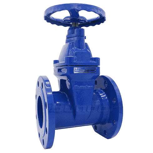 BS5163/GB Non-ring Stem Soft Seal Gate Valve2