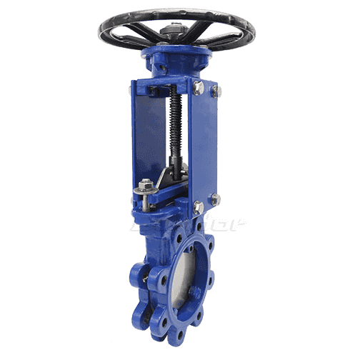 Flanged Knife Gate Valve4