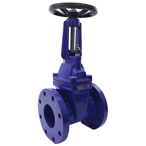 BS5163 Resilient Gate Valve3