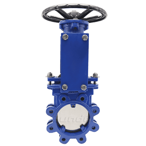 Flanged Knife Gate Valve3