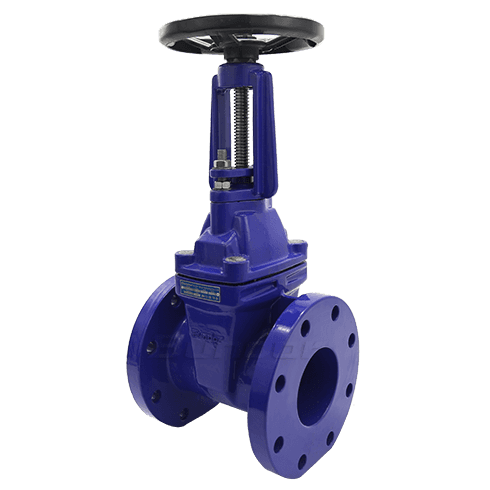 BS5163 Resilient Gate Valve2