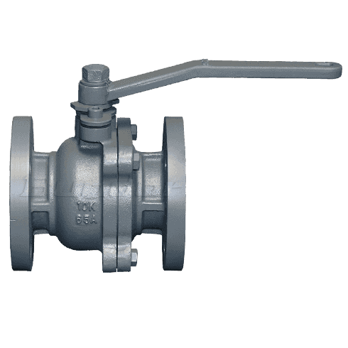 150LB Flanged Ball Valve