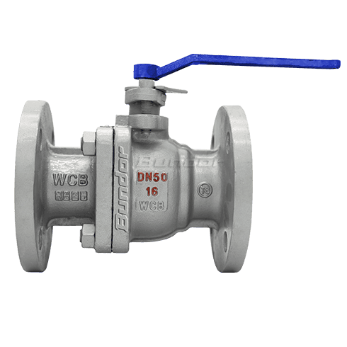 PN16 Flanged Ball Valve