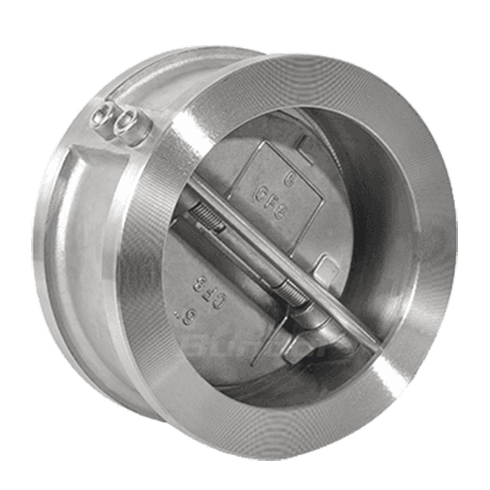 WCB Dual Plate Check Valve
