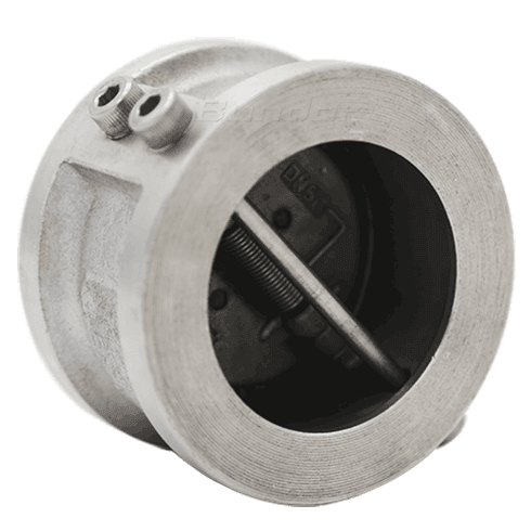 SS304/316 Dual Plate Check Valve