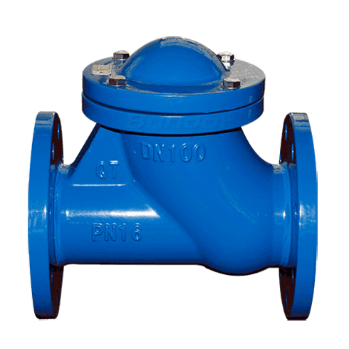 Rubber Flap Check Valve