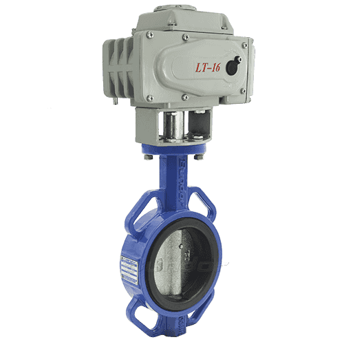 Electric Butterfly Valve2