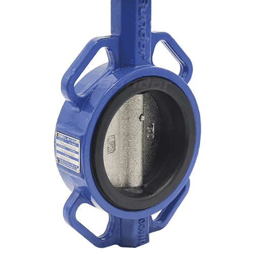 Electric Butterfly Valve4