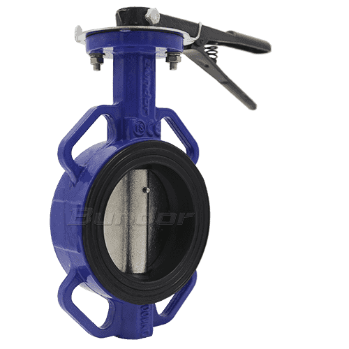 Patented Wide Rubber Seat Butterfly Valve4