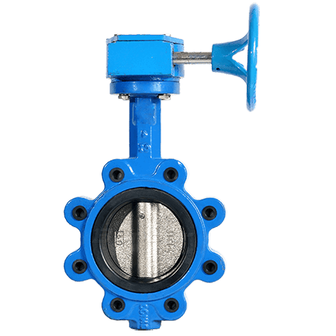 Gear Operated Lug Butterfly Valve1