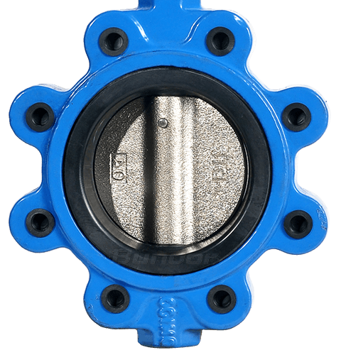 Gear Operated Lug Butterfly Valve2