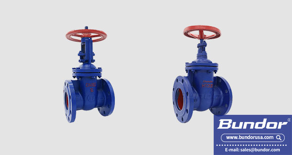 The difference between Non-Rising Stem Gate Valve and Rising Stem Gate Valve