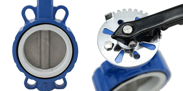 good quality butterfly valve