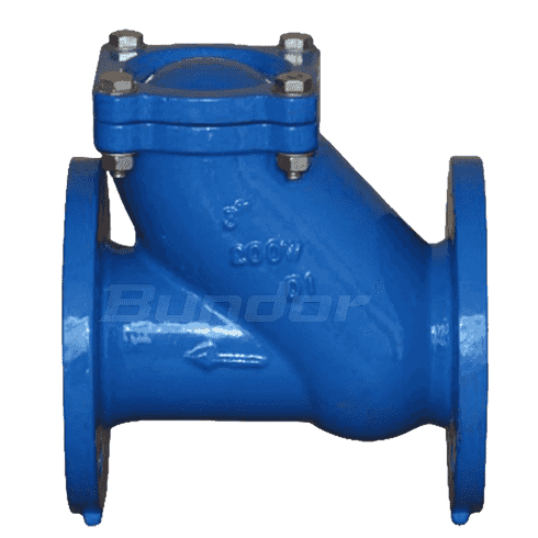 Ductile Iron Ball Check Valve1