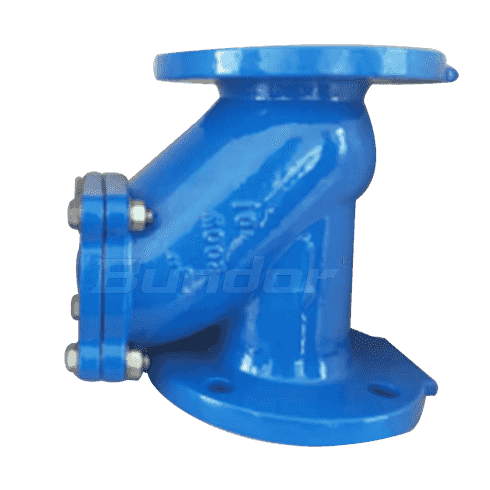 Ductile Iron Ball Check Valve2