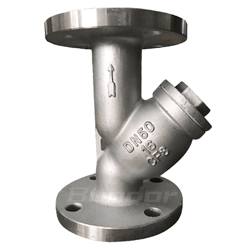 Stainless Steel Y-strainer