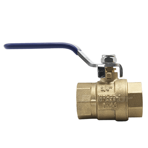 Brass Threaded Ball Valve3
