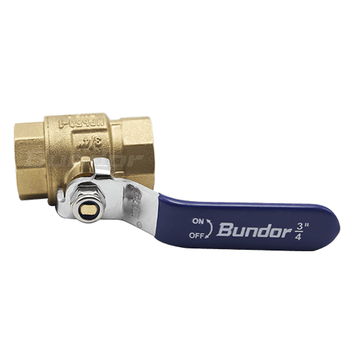Brass Threaded Ball Valve2