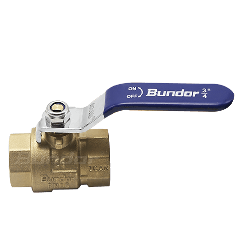 Brass Threaded Ball Valve1