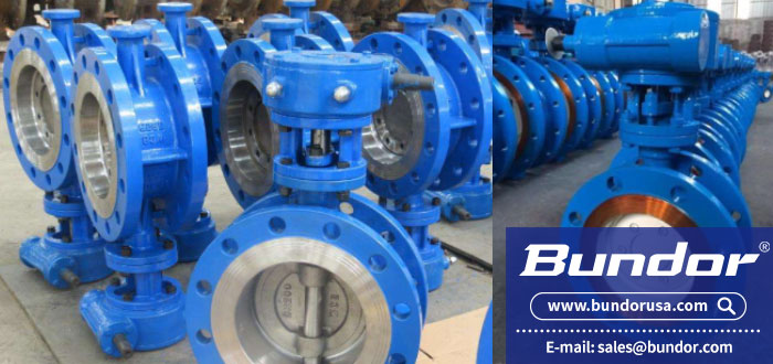 Triple eccentric butterfly valve,Pneumatic triple eccentric butterfly valve