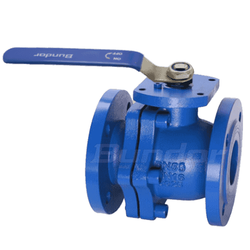 Cast Iron Ball Valve1