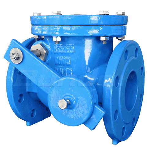 Swing check Valve with Counter Weight1
