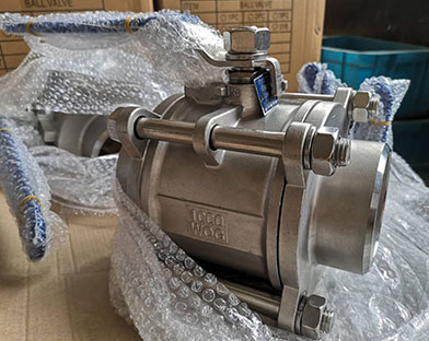 South American traders purchase butterfly valves, ball valves and other valves of Bundor for sugar factories